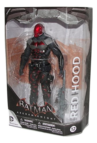 Red Hood Batman Arkham Knight Action Figure #12 Jason Todd