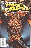 Marvel Apes #2 FN ; Marvel comic book
