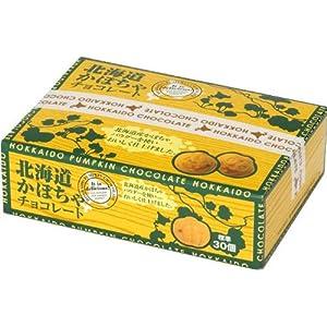 道南食品 北海道かぼちゃチョコレート90g