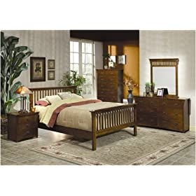 mission style bedroom furniture furnishing