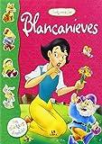 Blancanieves (Stickercuentos)
