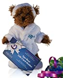 Stuffed Spa Bear-Gift Card Holder/Accessories & Money Holder for Birthday, Mother