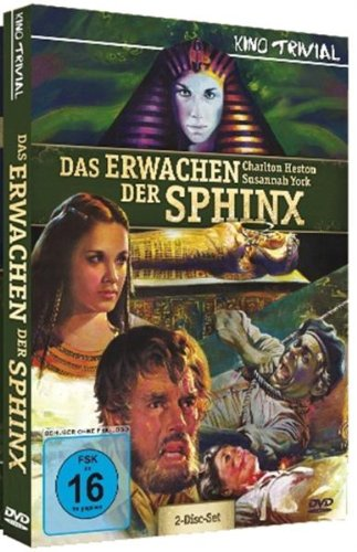 Das Erwachen der Sphinx [Limited Edition] [2 DVDs]