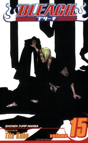 BLEACH ブリーチ コミック15巻 (英語版)