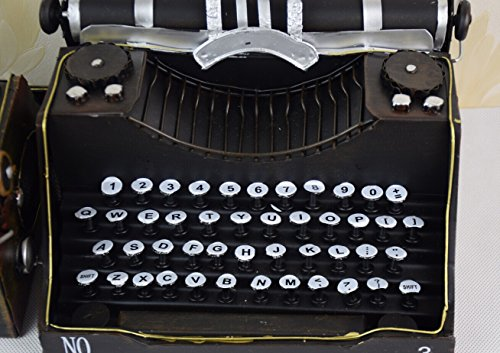 My Box Vintage / Retro Handicraft- A Typewriter , the Best Choice for Christmas Gift/home Decor/ornament/ Desktop Decoration (Typewriter Vintage compare prices)