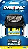 Rayovac Value Bright 5 LED Headlight, BRS5LEDHLT-BB by Spectrum Brands / Rayovac