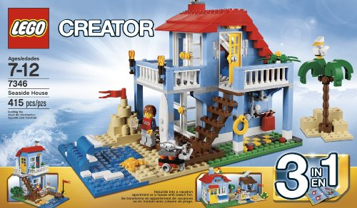 LEGO Creator 7346 Seaside House Amazon.com