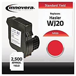 IVR20 20 Compatible, Remanufactured, 33000262X Postage Meter, 2500 Page-Yield, Red