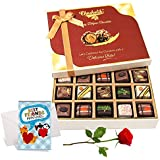 Chocholik Belgium Chocolate - Gifts For Her / Him - Wish Your Sweet Girlfriend With This Gift