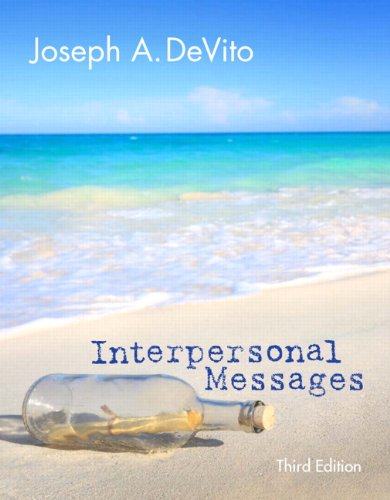 Interpersonal Messages (3rd Edition)