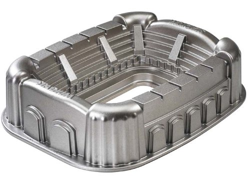 Nordic Ware Stadium Cake Pan Instructions