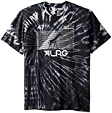 LRG Men's Big-Tall RC Tie Dye T-Shirt