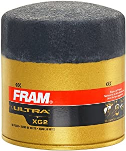 Fram XG2 Ultra Spin-On Oil Filter with Sure Grip