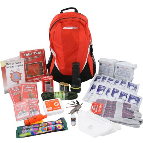 Deluxe Emergency Bug Out Bag - 2 Person, Emergency