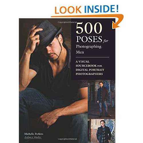 500 Poses for Photographing Men And Women - Mantesh preview 0