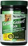 Nutri-Vet Grass Guard Max with Probiotics and Digestive Enzymes, 365 count