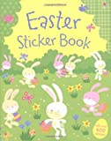 Easter Sticker Book (Usborne Sticker Books) Fiona Watt