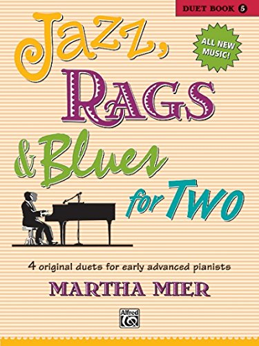 Jazz Rags Blues for Two Book 5