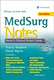img - for MedSurg Notes: Nurse's Clinical Pocket Guide (Davis's Notes) book / textbook / text book