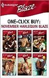 One-Click Buy: November Harlequin Blaze