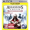 Assassin's Creed : Brotherhood - platinum