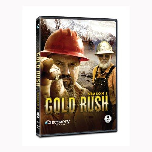 Gold Rush: Season 2 DVD