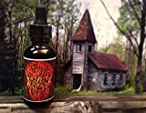 7 Sins Beard OIL Backwoods Envy 1 Fluid Ounce Cedar Deep Wood Smell Dropper Top