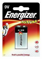 Energizer Ultra+ 9V Battery from Energizer