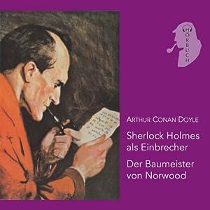 Sherlock Holmes als Einbrecher Hörbuch