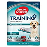Simple Solution Dog Training Pads, 23 x 24, 50 ct (Packaging May Vary)