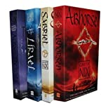 Garth Nix 4 Books Collection Pack Set RRP: £29.96 (Sabriel, Abhorsen, Lirael, Across The Wall: A Tale of the Abhorsen and Other Stories)