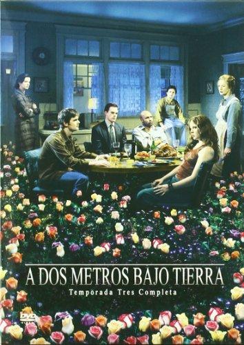 A Dos Metros Bajo Tierra 3ª Temporada [DVD]