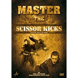Master the Scissor Kicks - Pencak Silat Method