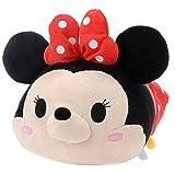 【 ディズニー 公式 】   ビッグ ( L ) TSUM TSUM ミニー   ( Disney ぬいぐるみ ツムツム Line グッズ ) 正規品
