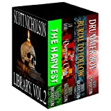 Scott Nicholson Library, Vol. 2 (Boxed Set) (Kindle Edition) newly tagged 