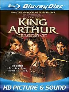 King Arthur (Director's Cut) [Blu-ray]