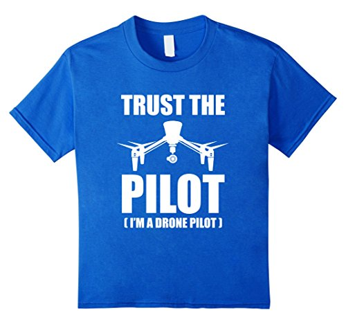FUNNY-TRUST-THE-PILOT-T-SHIRT-Drone-Pilot-Lover-Gift