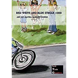 Red White and Blue Streak 1000