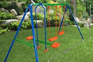 Altalena da esterno super resistente super sicura per - Altalene bambini per esterno ...