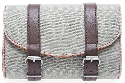 new-looxs-mondi-saddlebag-canvas-cool-grey-tool-saddle-bag