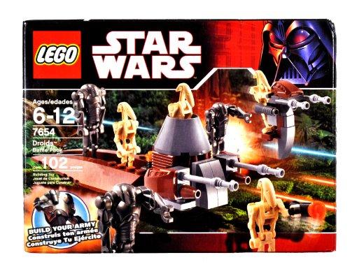 Star Wars Legos Online Lego Year 2007 Star Wars Series Set 7654