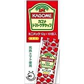 カゴメ トマトケチャップ ミニパック 12g×10個
