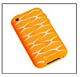 iPhone 3G Case - Orange Groove