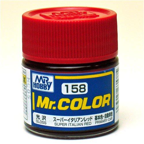 Mr.カラー C158 スーパーイタリアンレッド