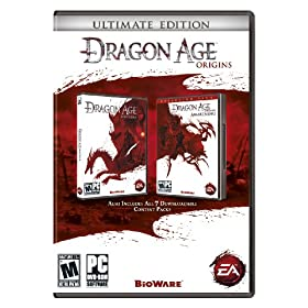 Dragon Age Origins: Ultimate Edition: Pc