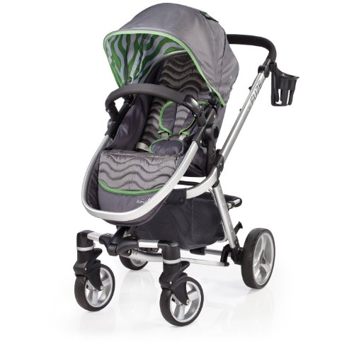 Summer Infant Fuze Stroller With Universal Adapter, Mod