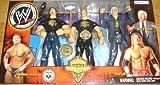 WWE Evolution Action Figures Randy Orton, Triple H , & Ric Flair by Jakks Pacific Inc 2003 by Jakks Pacific