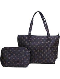 Avaneesh Women's Shoulder Handbag Brown AHB-050-BROWN