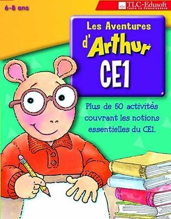 Arthur CE1.