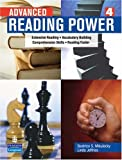 img - for Advanced Reading Power: Extensive Reading, Vocabulary Building, Comprehension Skills, Reading Faster book / textbook / text book